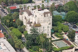The Scientology Celebrity Center