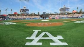 MLB: OCT 03 NLDS - Cardinals at Dodgers - Game 1