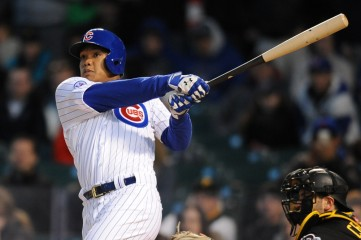 MLB: APR 27 Pirates at Cubs